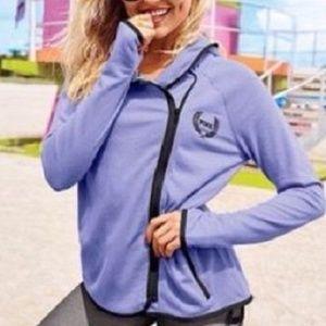 Victoria's Secret PINK Side Zip Sweatshirt